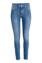 360 Shaping Skinny High Jeans - Blu denim/Washed - DONNA | H&M IT 2