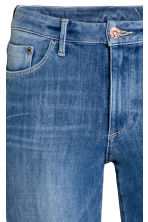 360 Shaping Skinny High Jeans - Blu denim/Washed - DONNA | H&M IT 4