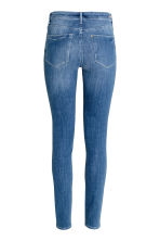 360 Shaping Skinny High Jeans - Blu denim/Washed - DONNA | H&M IT 3