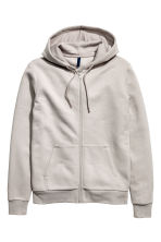 Hooded jacket - Beige - Men | H&M 2