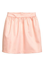 Short skirt - Powder pink - Ladies | H&M IE 2