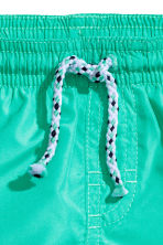Swim shorts - Mint green - Kids | H&M CN 2
