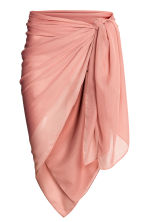 Sarong - Powder pink - Ladies | H&M 1