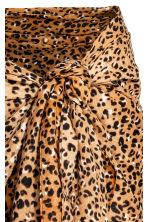Patterned sarong - Leopard print - Ladies | H&M CN 3