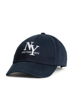 Dark Blue/New York
