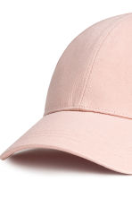Cotton cap - Powder pink - Ladies | H&M CN 3