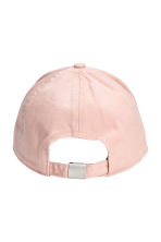Cotton cap - Powder pink - Ladies | H&M CN 2