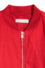 Bomber jacket - Red - Ladies | H&M CN 3