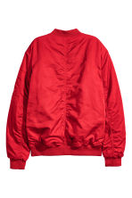 Bomber jacket - Red - Ladies | H&M CN 2