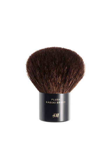 Kabuki brush - Black - Ladies | H&M GB