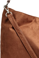 Shopper with a shoulder strap - Brown - Ladies | H&M 3