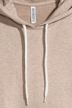 Hooded top - Beige - Ladies | H&M CN 3