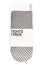 Fishnet tights - Black - Ladies | H&M CN 2