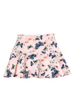 Top and skirt - Light pink/Butterflies - Kids | H&M 3
