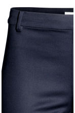 Cigarette trousers - Dark blue - Ladies | H&M CN 5