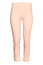 Cigarette trousers - Powder - Ladies | H&M CA 2