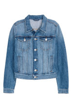 Denim jacket - Denim blue - Ladies | H&M 2
