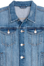 Denim jacket - Denim blue - Ladies | H&M GB 3