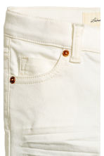 Twill trousers - Natural white - Kids | H&M CN 4