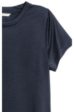 Jersey top - Dark blue -  | H&M 3