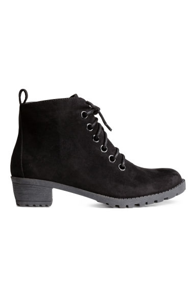 Ankle boots - Black - Kids | H&M 1