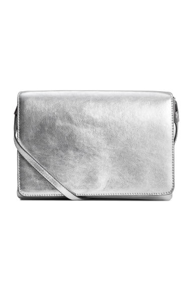 Shoulder bag - Silver - Ladies | H&M CA