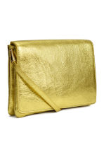 Shoulder bag - Yellow/Metallic - Ladies | H&M CN 2