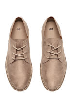 Derby shoes - Beige - Men | H&M 2