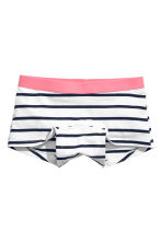 Lot de 3 boxers - Gris chiné - ENFANT | H&M FR 2