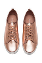 Trainers - Copper - Ladies | H&M CN 2
