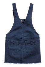 Dungaree dress - Dark blue - Kids | H&M 3