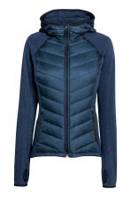 Outdoor jacket - Dark blue - Ladies | H&M CN 2