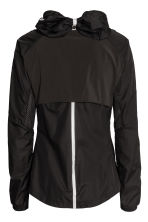 Light running jacket - Black - Ladies | H&M CN 3