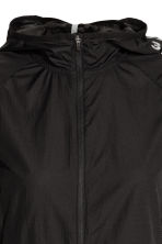 Light running jacket - Black - Ladies | H&M 4