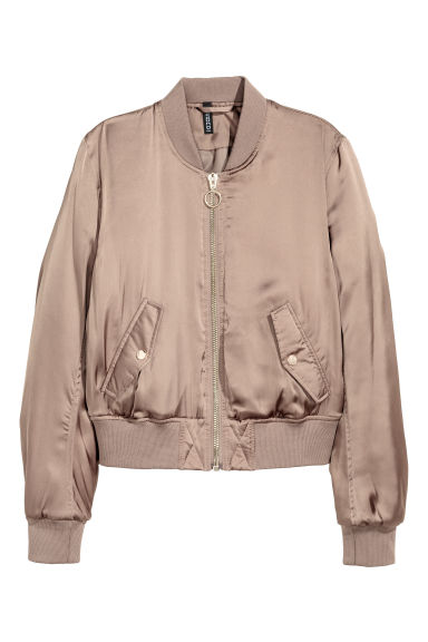 Padded bomber jacket - Mole - Ladies | H&M CN 1