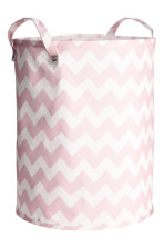 Light pink/Zigzag