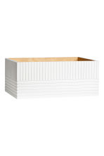 Large wooden box - White - Home All | H&M CN 2