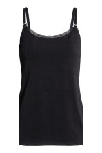MAMA 2-pack nursing vest tops - Leopard print - Ladies | H&M CN 3