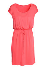 MAMA Nursing dress - Coral red -  | H&M 2