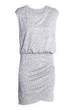 MAMA Nursing dress - Grey marl -  | H&M CN 2