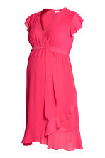 MAMA Flounced dress - Cerise - Ladies | H&M 2