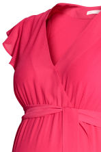 MAMA Flounced dress - Cerise - Ladies | H&M 3