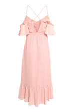 MAMA Chiffon dress - Powder pink - Ladies | H&M 3
