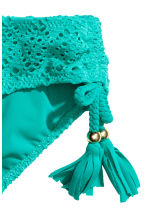 Triangle bikini - Dark turquoise - Kids | H&M 3