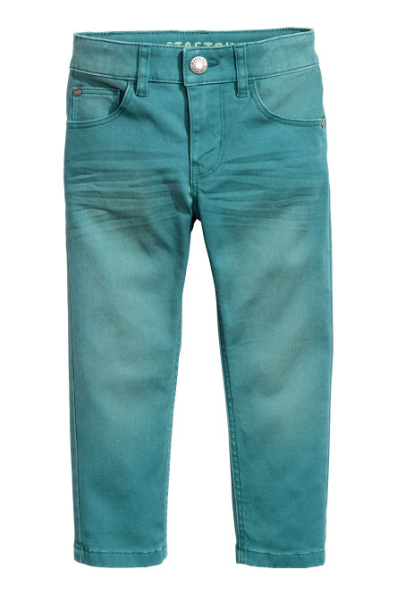 Calças stretch Slim fit