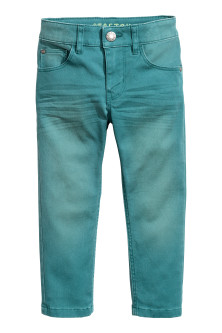 Stretch trousers Slim fit