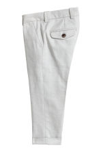 Suit trousers - Light grey - Kids | H&M 3
