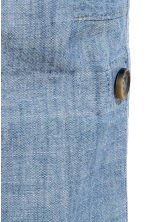 Trousers - Blue/Chambray -  | H&M 3