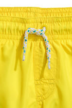 Short swim shorts - Yellow - Kids | H&M 2