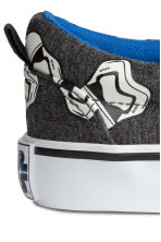 Slip-on trainers - Dark grey/Star Wars  - Kids | H&M CN 3